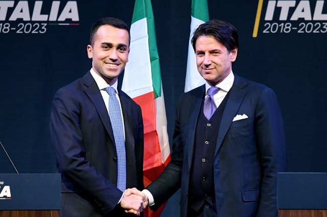 FILES-ITALY-POLITICS-ELECTION-GOVERNMENT